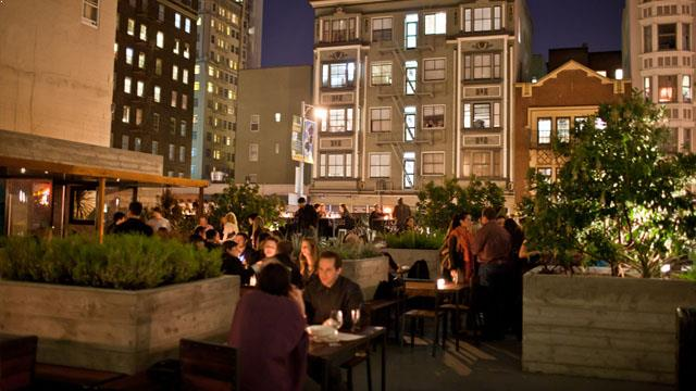 620 Jones Bar - Rooftop bar in San Francisco ...