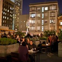 Rooftop bar SF 620 Jones Bar i San Francisco