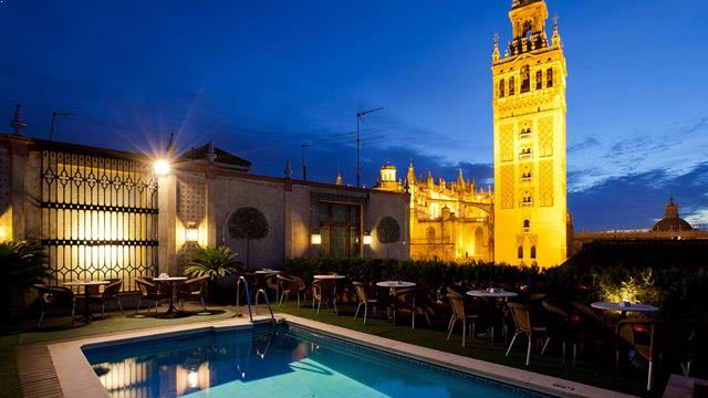 Best Rooftop Bars In Seville 2018 Complete With All Info
