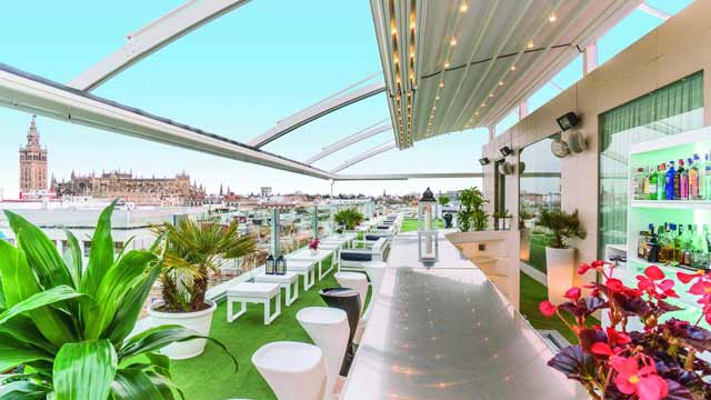 6 Best Rooftop Bars In Seville 2020 Update
