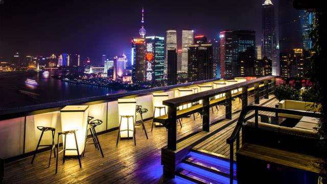 Char bar rooftop bar in shanghai therooftopguide com