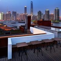Rooftop bar Shanghai The Roof at Waterhouse hotel in Shanghai