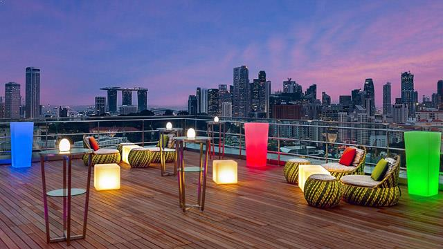 Best Rooftop Bars In Singapore 2018 Complete With All Info