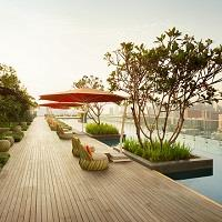 Rooftop bar Singapore Hotel Jen Orchardgateway in Singapore