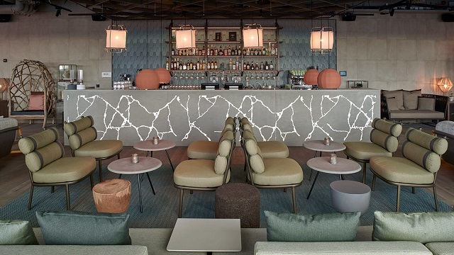 The Nest At Downtown Camper By Scandic Rooftop Bar In Stockholm