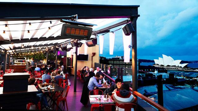 Glenmore Hotel Rooftop Bar In Sydney The Rooftop Guide