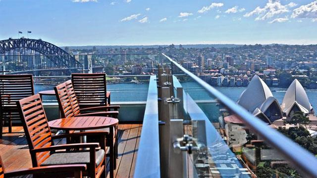 InterContinental - Rooftop bar in Sydney   The Rooftop Guide