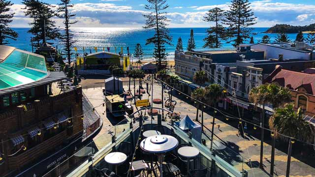 New Brighton Hotel - Rooftop bar in Sydney | The Rooftop Guide