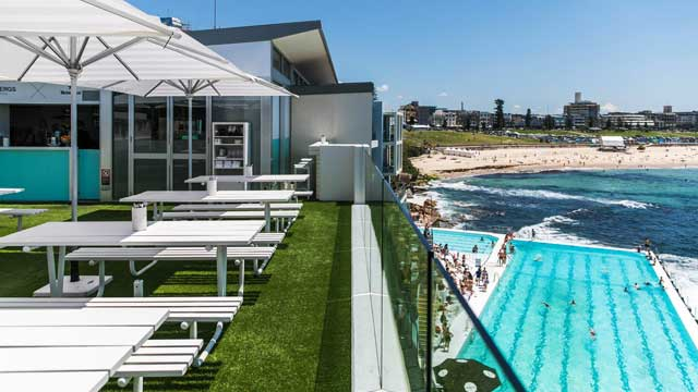 Icebergs Dining Room And Bar Rooftop In Sydney The