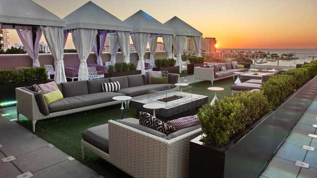 The Canopy Rooftop Lounge Rooftop Bar In Tampa Bay The Rooftop