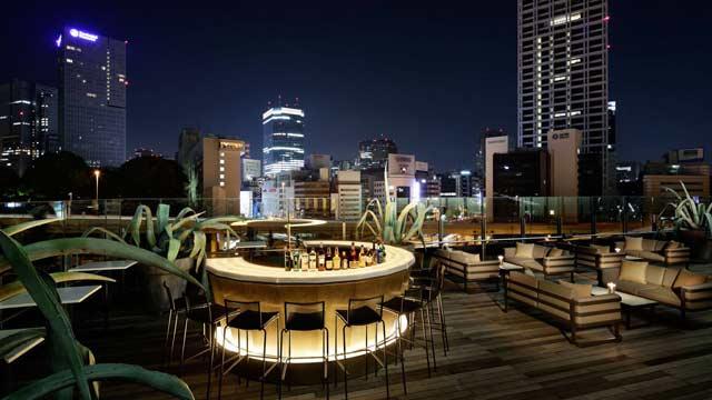 8 Best Rooftop Bars in Tokyo 2020 UPDATE