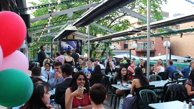 Best Rooftop Bars in Toronto 2018 complete with all info