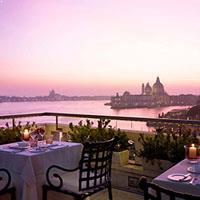 Rooftop Bar Terrazza Danieli in Venice