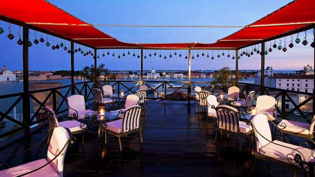 Settimo Cielo Rooftop Bar In Venice The Rooftop Guide