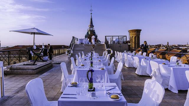 Restaurant Terrazza Danieli - Rooftop bar in Venice ...