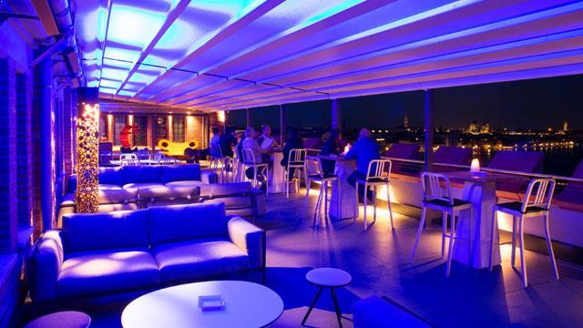 Skyline Rooftop Bar - in Venice | THEROOFTOPGUIDE.COM
