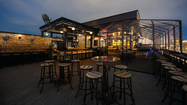 Brixton Rooftop Bar In Washington The Rooftop Guide