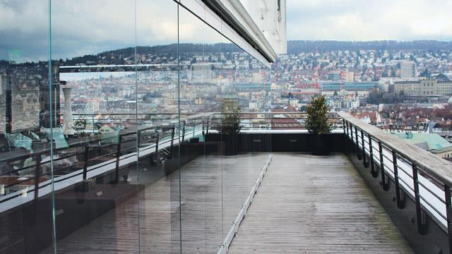 Haute rooftop bar in zurich therooftopguide com for Haute zurich