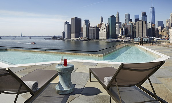 The 5 best rooftop pools at hotels in new york complete info - New york hotels with rooftop swimming pools ...