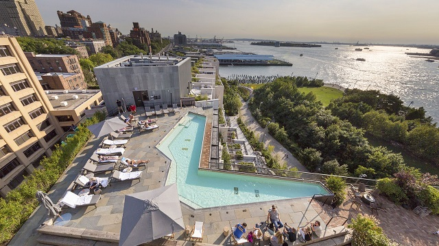 The 5 Best Rooftop Pools At Hotels In New York [complete Info]