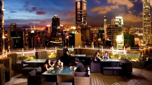 The 4 Best Rooftop Restaurants In Hong Kong 2019 Update