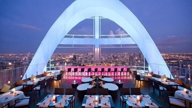 The 5 Best Rooftop Restaurants In Bangkok 2019 Update
