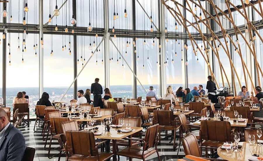 40 Romantic Rooftop Restaurants Worldwide With Complete Info