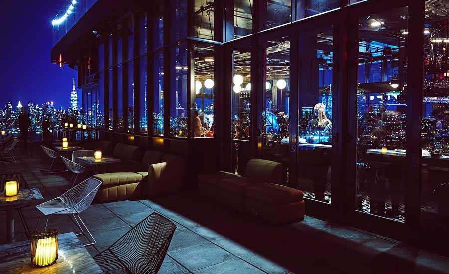 40 Rooftop Restaurants