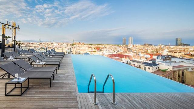 The 6 Best Rooftop Pools In Barcelona All Info