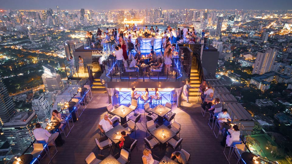 10 best Rooftop Restaurants in Bangkok [2021 UPDATE]