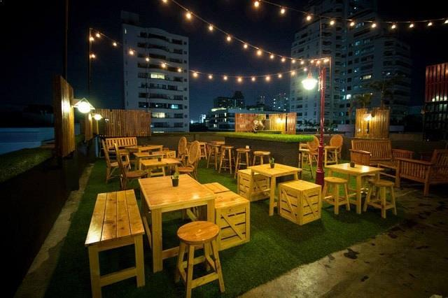 3 Cheap Rooftop Bars in Bangkok complete list