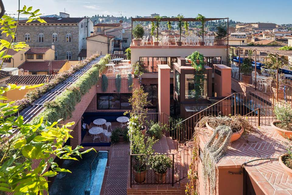 8 great hotels with rooftop in Florence [2020] | The ...