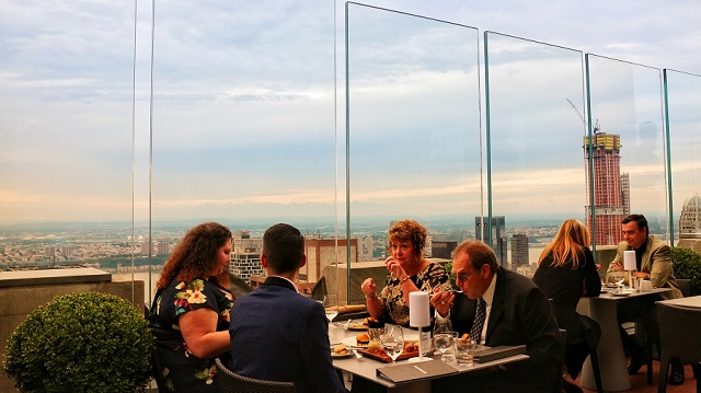 6 Highest Rooftop Bars In The World Updated 2018