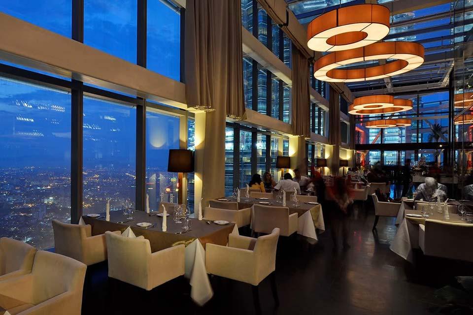 10 Most Romantic Restaurants in Kuala Lumpur | Best dining