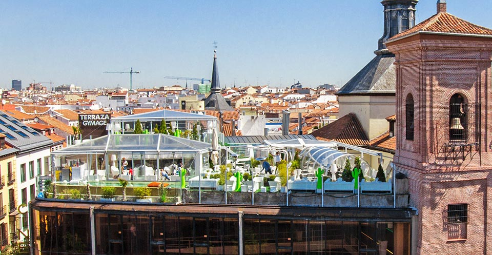 5 Best Winter Open Rooftop Bars In Madrid Open All Year