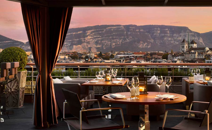 40 Romantic Rooftop Restaurants Worldwide With Complete Info