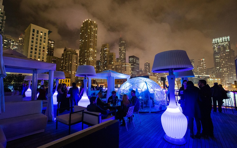 Rooftop Igloos On Rooftop Bars 201819 Complete List