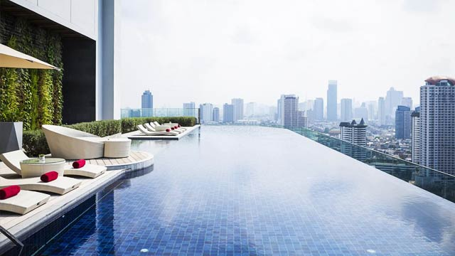 The 5 Best Rooftop Pools At Hotels In Bangkok 2019 Update