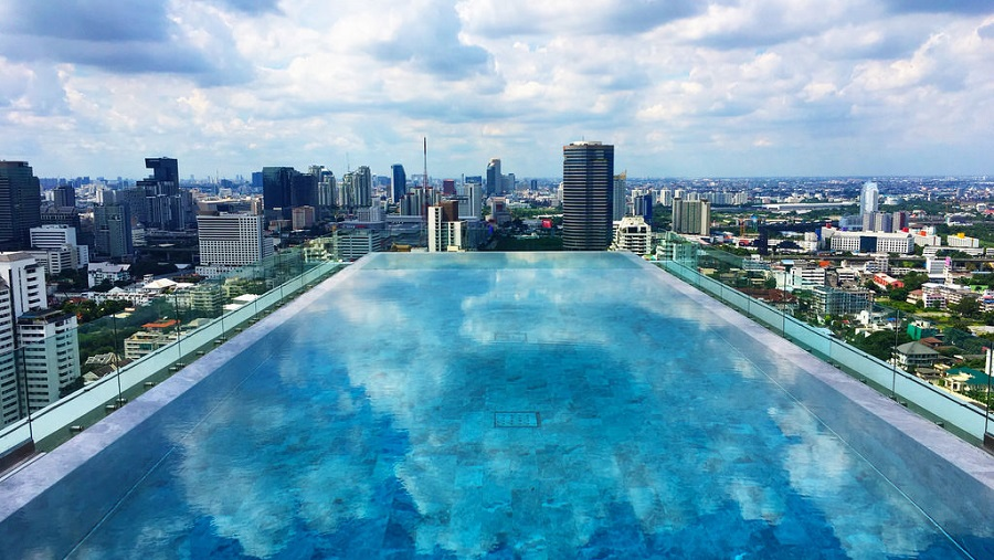 The 5 best rooftop pools at hotels in bangkok 2019 update - The coolest swimming pool in the world ...