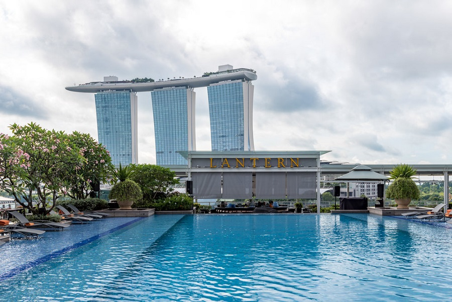 The 5 best rooftop pools at hotels in singapore 2019 update - Singapore famous hotel swimming pool ...