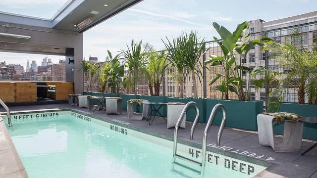 The 5 Best Rooftop Pools In New York Complete Info