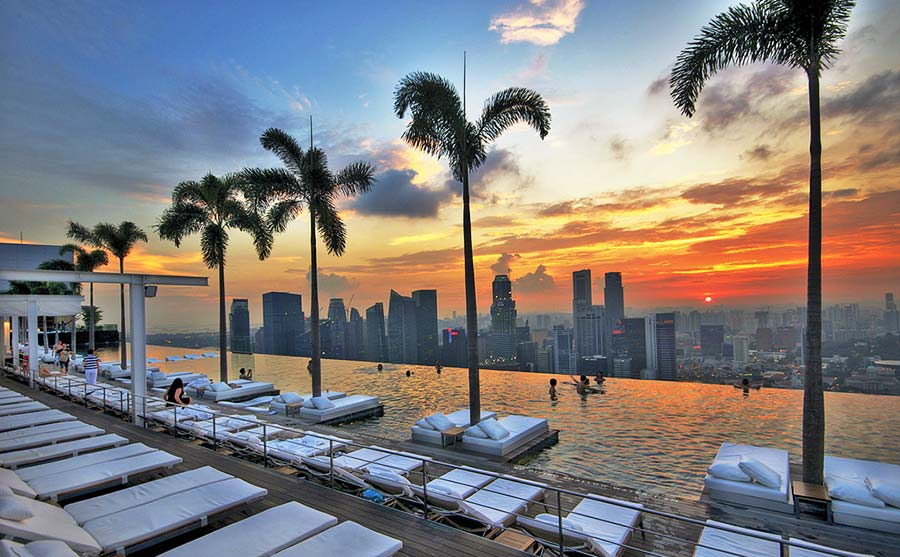 The 5 Best Rooftop Pools In Singapore Complete Guide