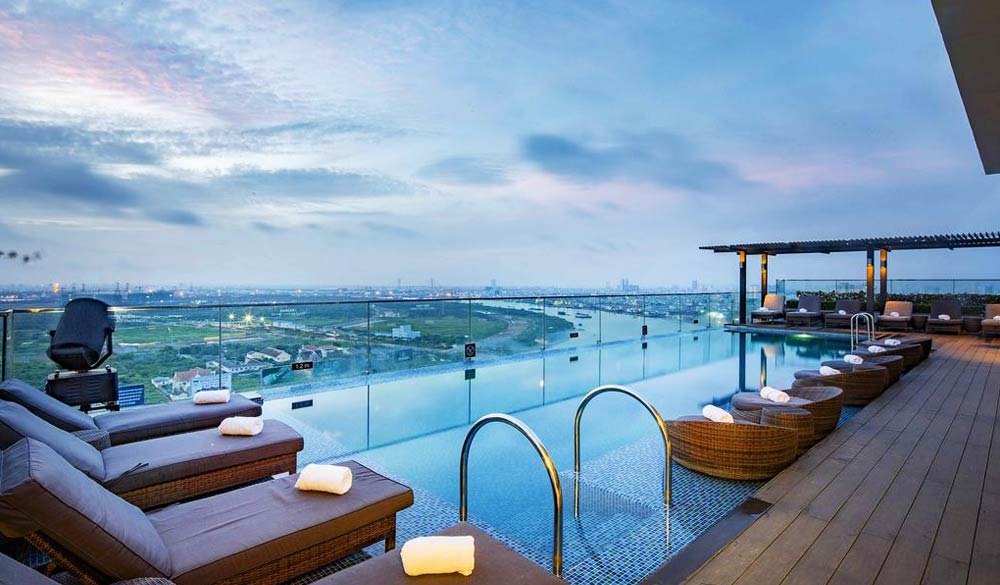 The 5 Best Rooftop Pools Ho Chi Minh City 2019 Update