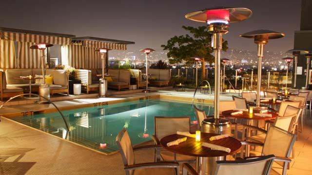 The 6 Best Rooftop Pools At Hotels In Los Angeles 2019