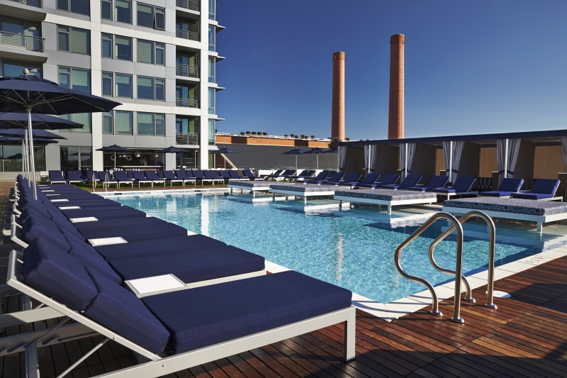 The 5 Best Rooftop Pools Washington DC 2019 UPDATE
