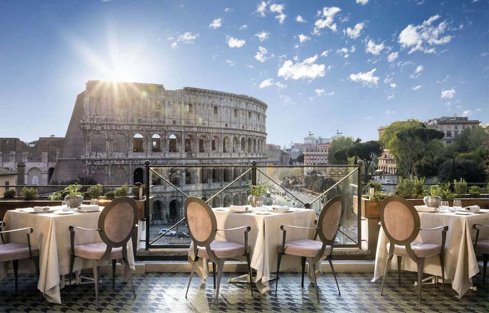 The 5 Best Rooftop Restaurants in Rome 2020 UPDATE