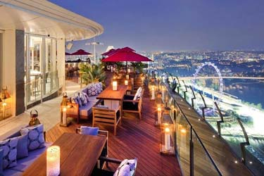 Best Rooftop Restaurants In Singapore