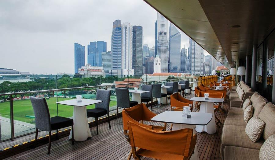 The 5 Best Rooftop Restaurants In Singapore Complete Info