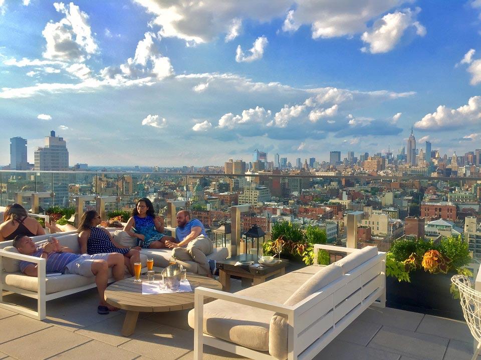 Crown casino perth rooftop bar