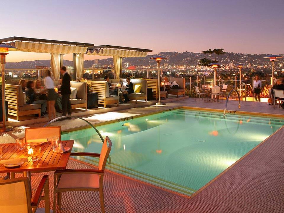 5 Best Rooftop Bars in Beverly Hills 2020 UPDATE